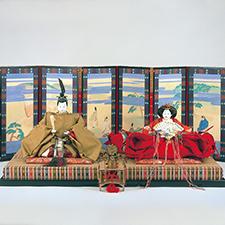 三井家のおひなさま 特集展示 三井家と能