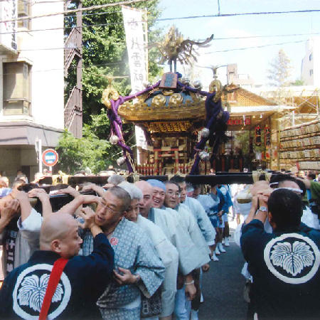 小舟町天王祭