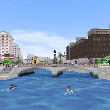 日本橋の景観復興を求める署名活動 実施中